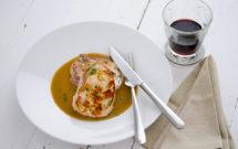 Lomo de cerdo ibérico al Pedro Ximénez para Cook Expert