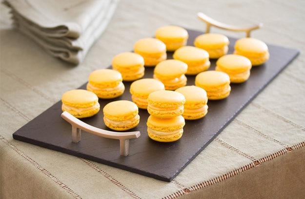 Receta macarons para Cook Expert Magimix