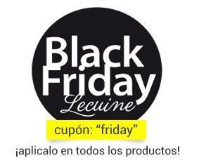Promociones exclusivas Black Friday 2017