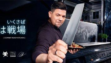 Los mejores cuchillos japoneses