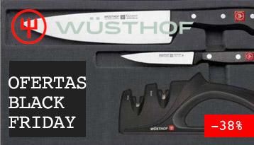 Oferta cuchillos Wüsthof