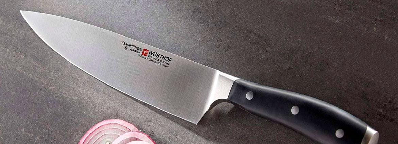 d11d6a268 Los mejores Cuchillos para Chef ¡mejores precios! Wüsthof, Kai ...