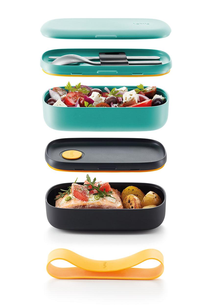 Lunch box Lékué