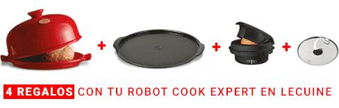4 regalos con tu cook expert