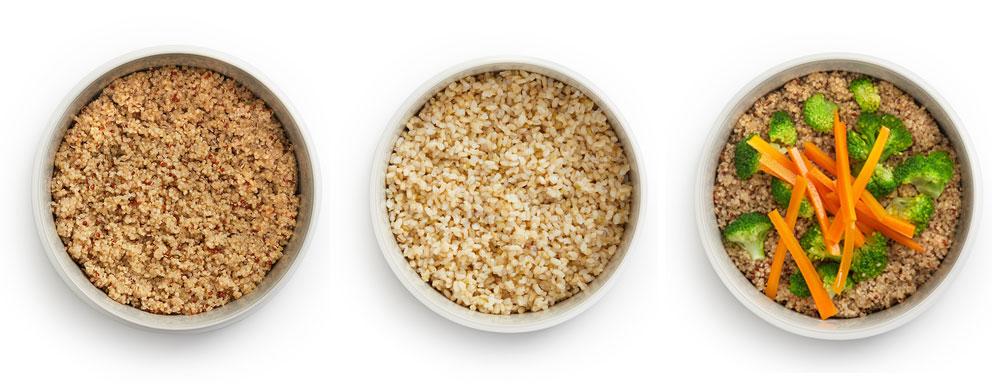 Quick quinoa & rice cooker Lékué