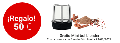 Regalo con BlenderMIx Magimix