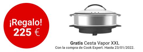 Regalo con la compra de tu Cook Expert Magimix
