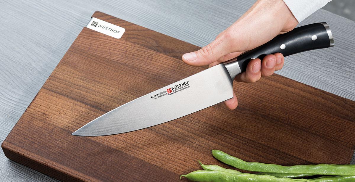 Cuchillo Chef Classic Ikon Wüsthof