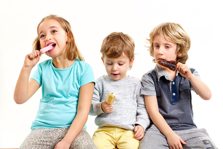 Molde para helados icónicos Lékué